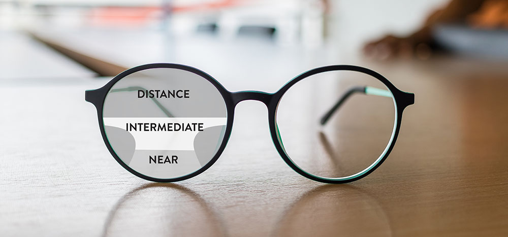 What is progressive eyeglasses meaning