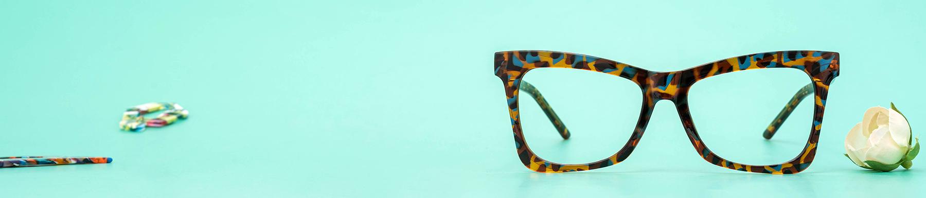 Vintage Cat Eyeglasses Frames
