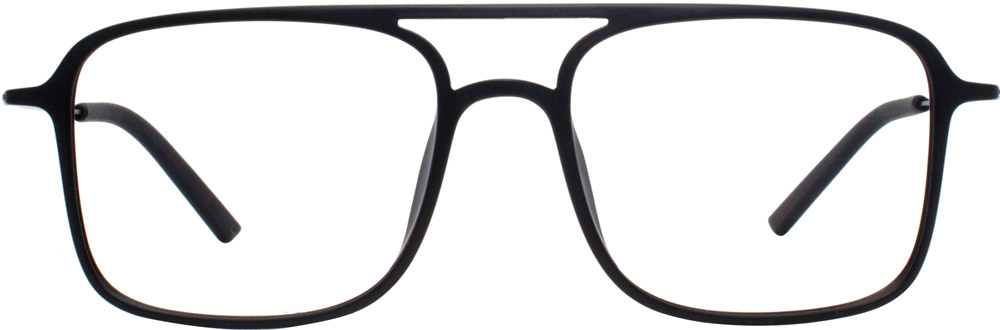 This pair of glasses has an elegant retro look and an ultra-light TR90 material. The vintage shape added elegance to your dressing while ensuring lighter and more comfortable wearing experience. Spring hinges make it easier to be wear and remove. Lighter frame for a better wearing experience.