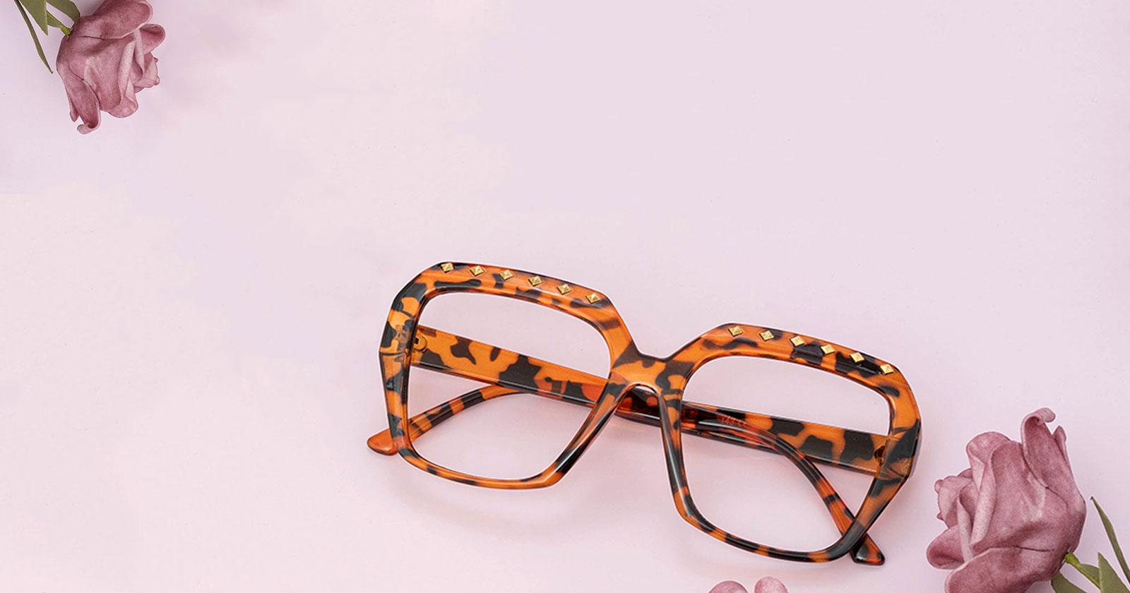 Tortoise Shell Glasses Frames Womens