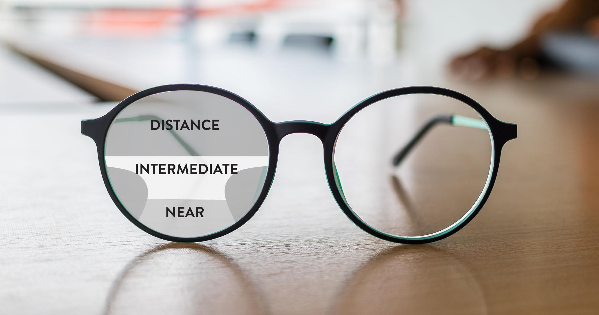 Progressive Prescription Eyeglasses Lenses Online | Vlookoptical