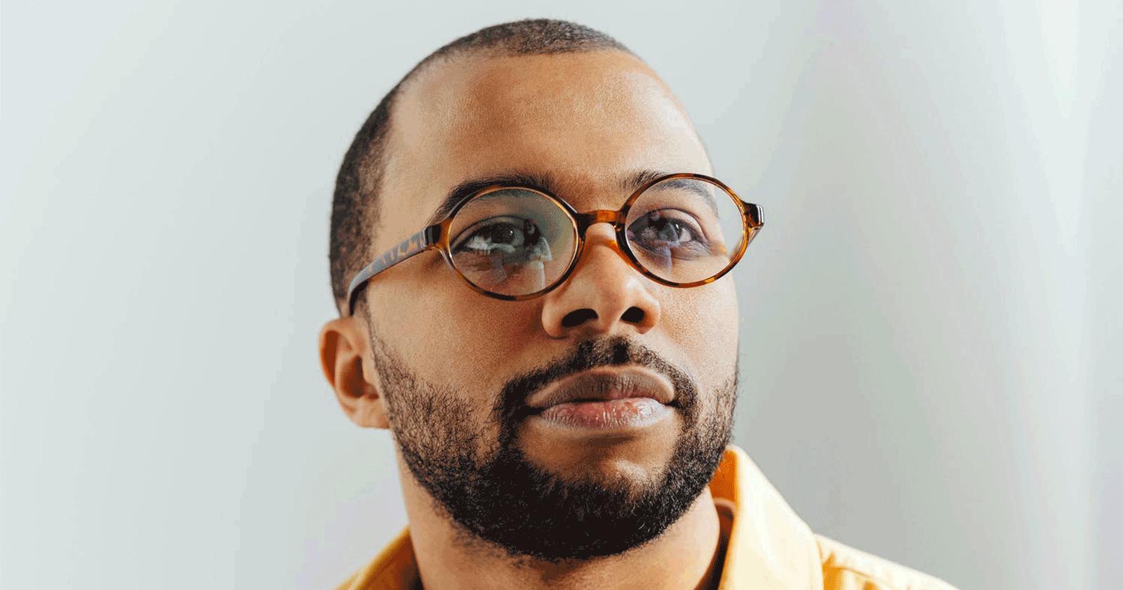 Best Glasses Styles For Men's Face Shape | Vlookoptical™