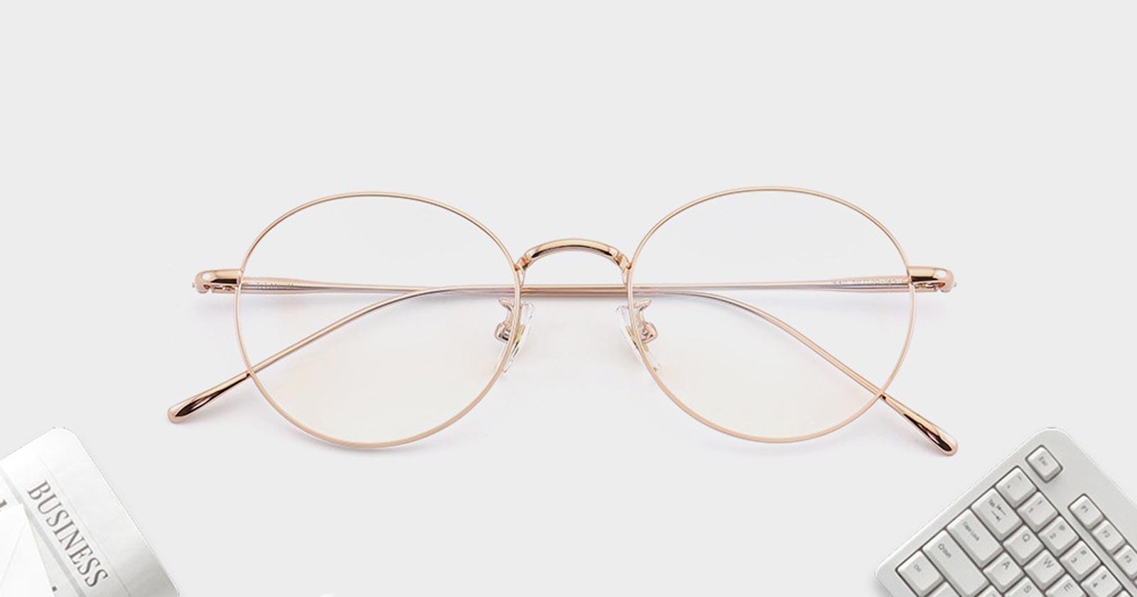 The Development of Round Frame Glasses
